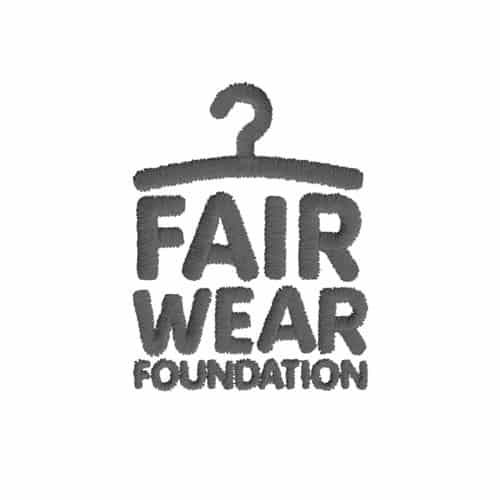 Starsock partnership - Fair wear foundation grey