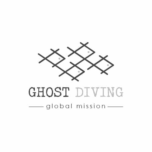 Starsock partnership - Ghost Diving Grey