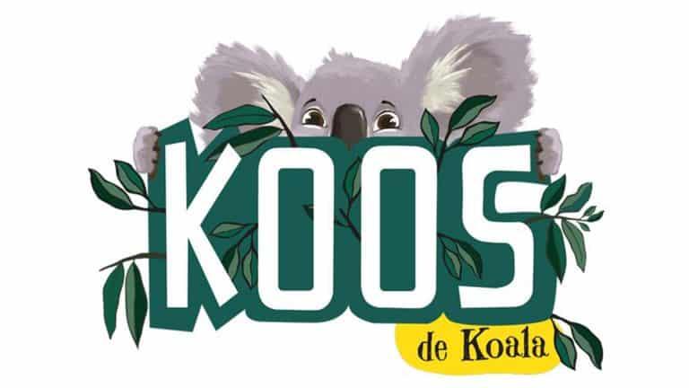 Koos de koala star sock